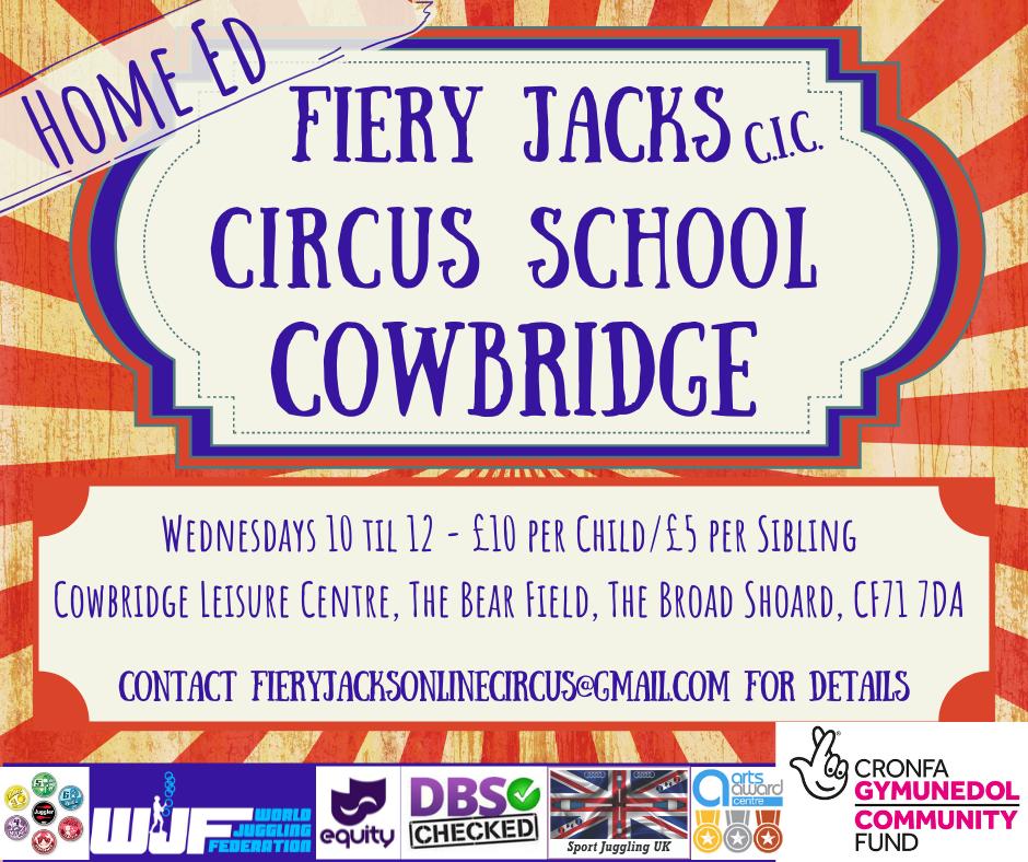 Cardiff & Cowbridge Circus Schools